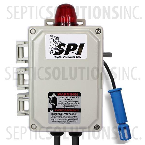Observer 500 Series Effluent Filter Alarm System 10a500