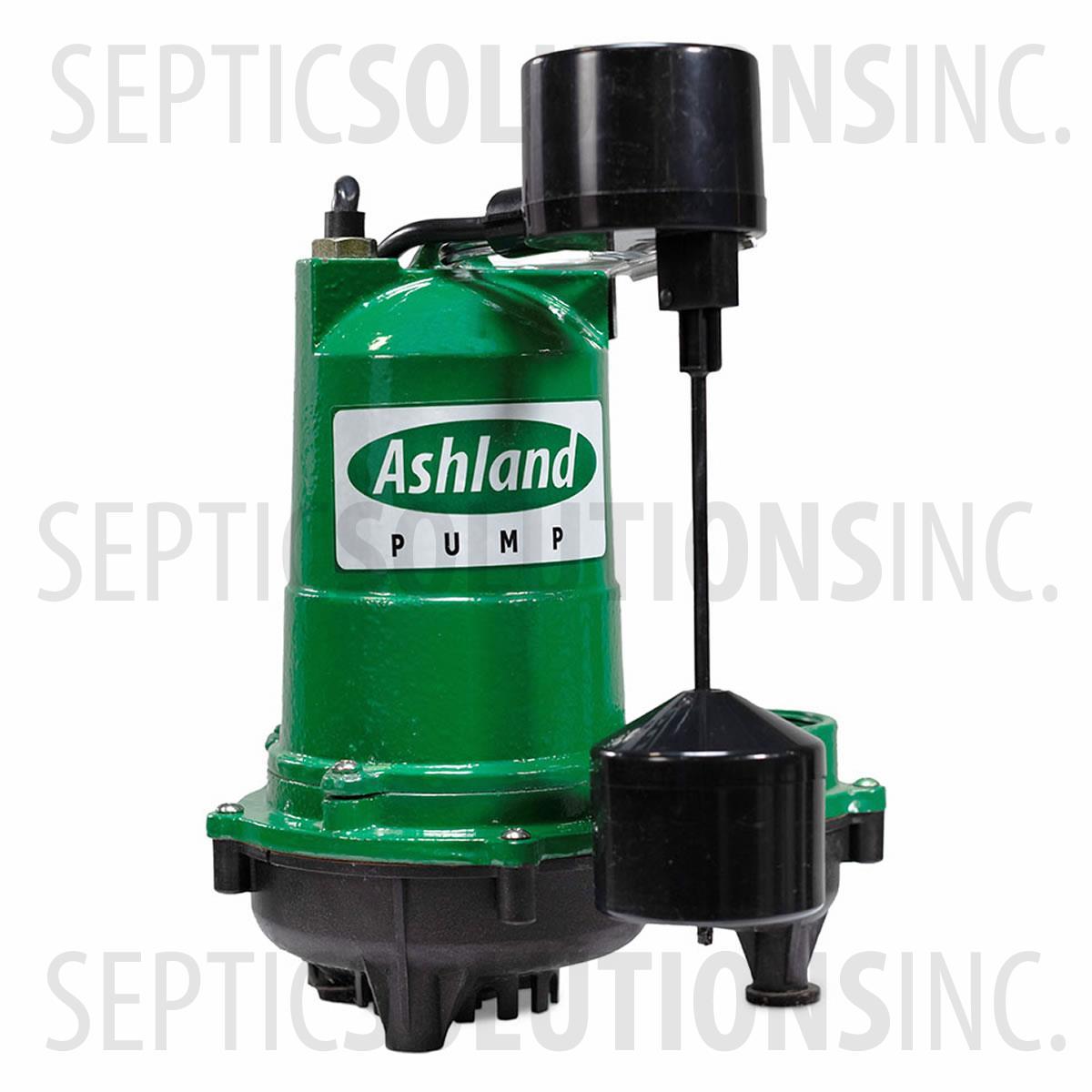 Ashland B50v 1 2 Hp Cast Iron Submersible Sump Pump