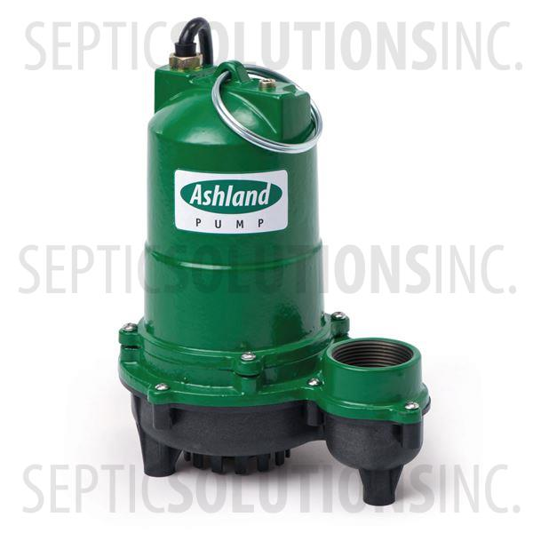 Ashland B50V 1/2 HP Cast Iron Submersible Sump Pump - Part Number B50V1-10