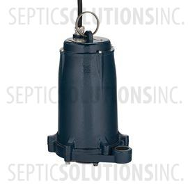 Little Giant Model GP-M231-15 2.0 HP Submersible Sewage Ejector Pump