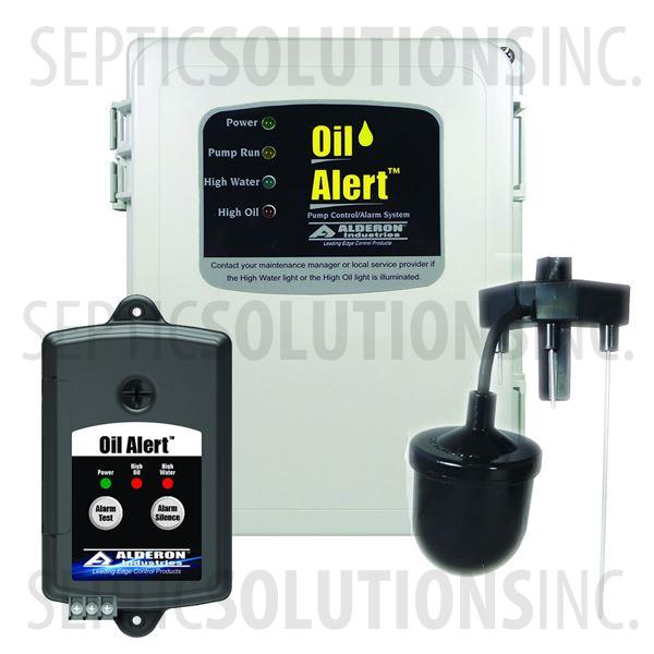 Alderon Oil Alert! Elevator Sump Water Removal System - Part Number 7410