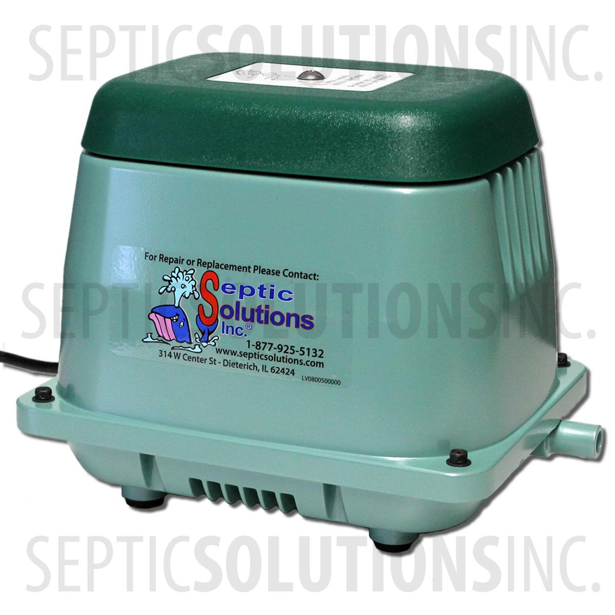 Septic air pump septic aerator refurbished aerator share Septic motor