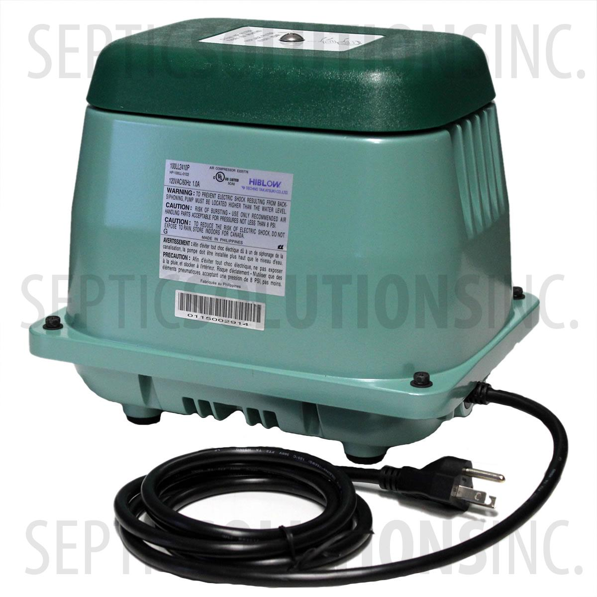 Hydro Action Model Ap 500 Replacement Septic Air Pump