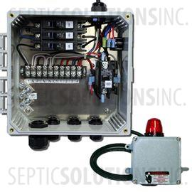 Aerobic Septic System Control Panels And Alarms Free