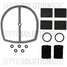 Gast Rotary Vane Repair Kit for Models 0823 and 1023