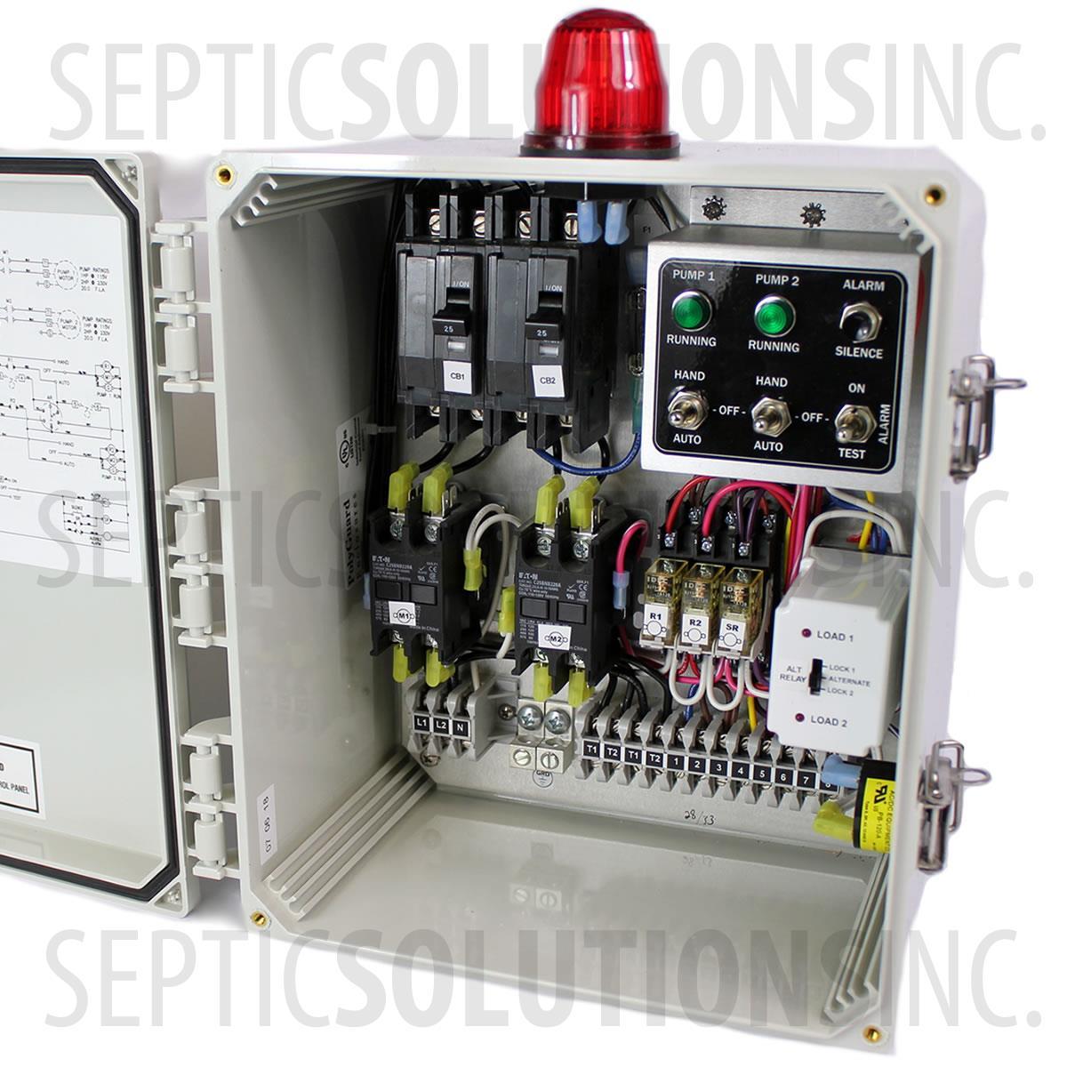 Spi Model Sdc12b Duplex Control Panel 50a506 Free Shipping