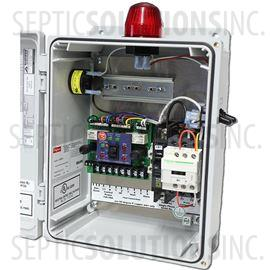 Alderon Check It Simplex Control Panel (120V, 0-20FLA)