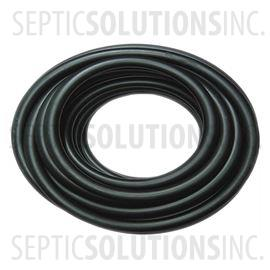 PondPlus+ Quick Sink Weighted PVC Hose - (100 FT Roll) 3/8'' ID x .687'' OD