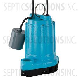 Little Giant Model 9ENH-CIA-RF 4/10 HP Submersible High Head Effluent Pump