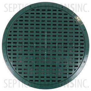 Polylok 24'' Heavy Duty Grate Cover for Corrugated Pipe