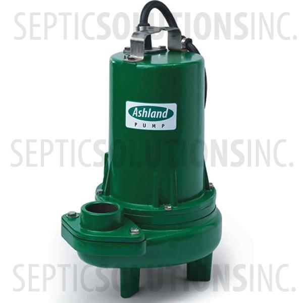 Ashland Model SW200M2-20 2.0 HP Submersible Sewage Ejector Pump - Part Number SW200M2-20
