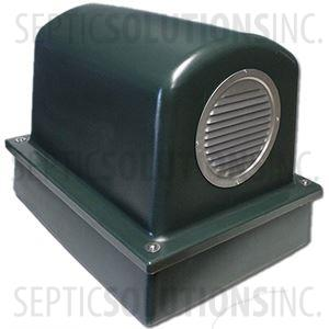 Septic Solutions Vented Air Pump Housing and Platform