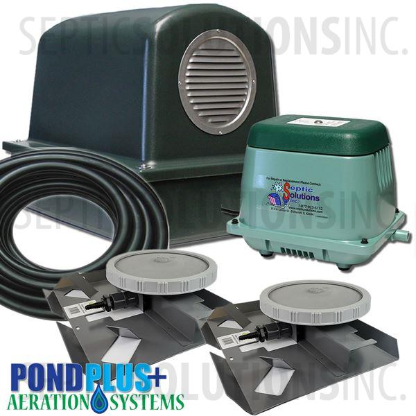 PondPlus+ P-O2 1202 Aeration System for Small Ponds - Part Number PO21202