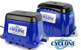 Cyclone Air Pumps