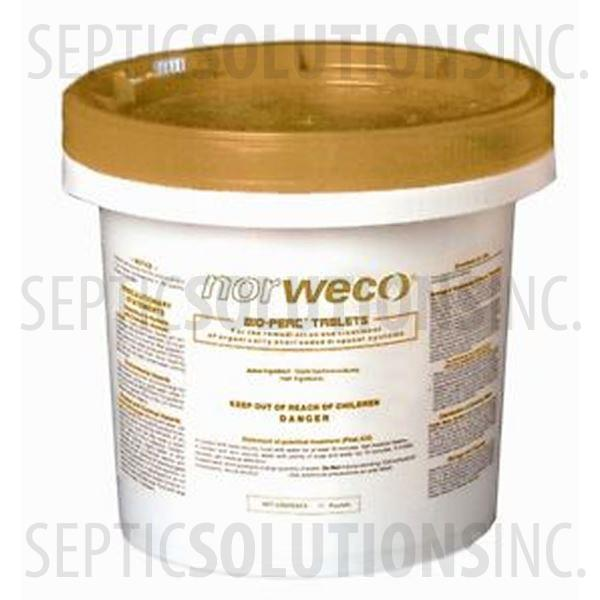 Bio-Perc Septic System Remediation Tablets - Part Number BIO-PERC