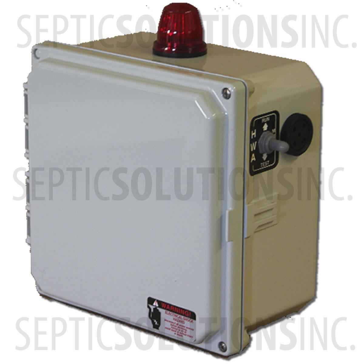 Bio C Aerobic Septic System Control Panel Fast Amp Free