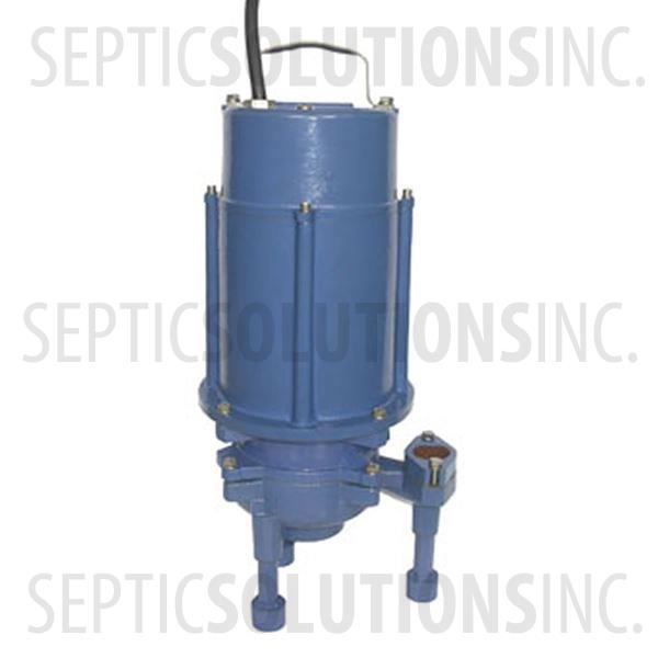 Power-Flo Model PFGPC2022HHS 2.0 HP Submersible High Head Sewage Grinder Pump - Part Number PFGPC2022HHS