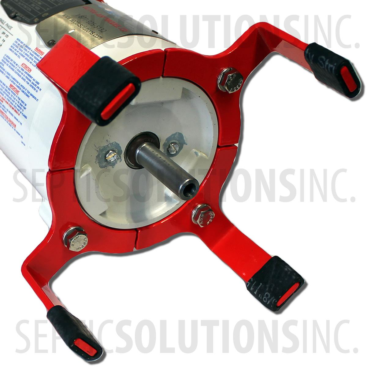 Ultra Air Model 735 Red Flood Resistant Septic Aerator
