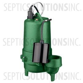 Myers ME40 Cast Iron 4/10 HP Submersible Effluent Pump