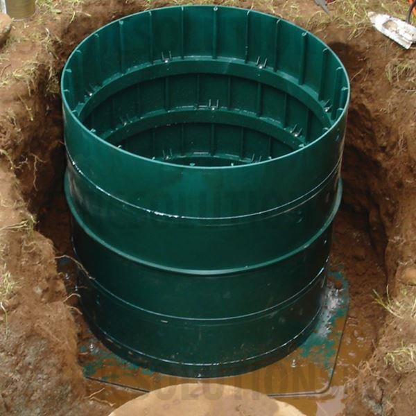 Image result for septic tank risers