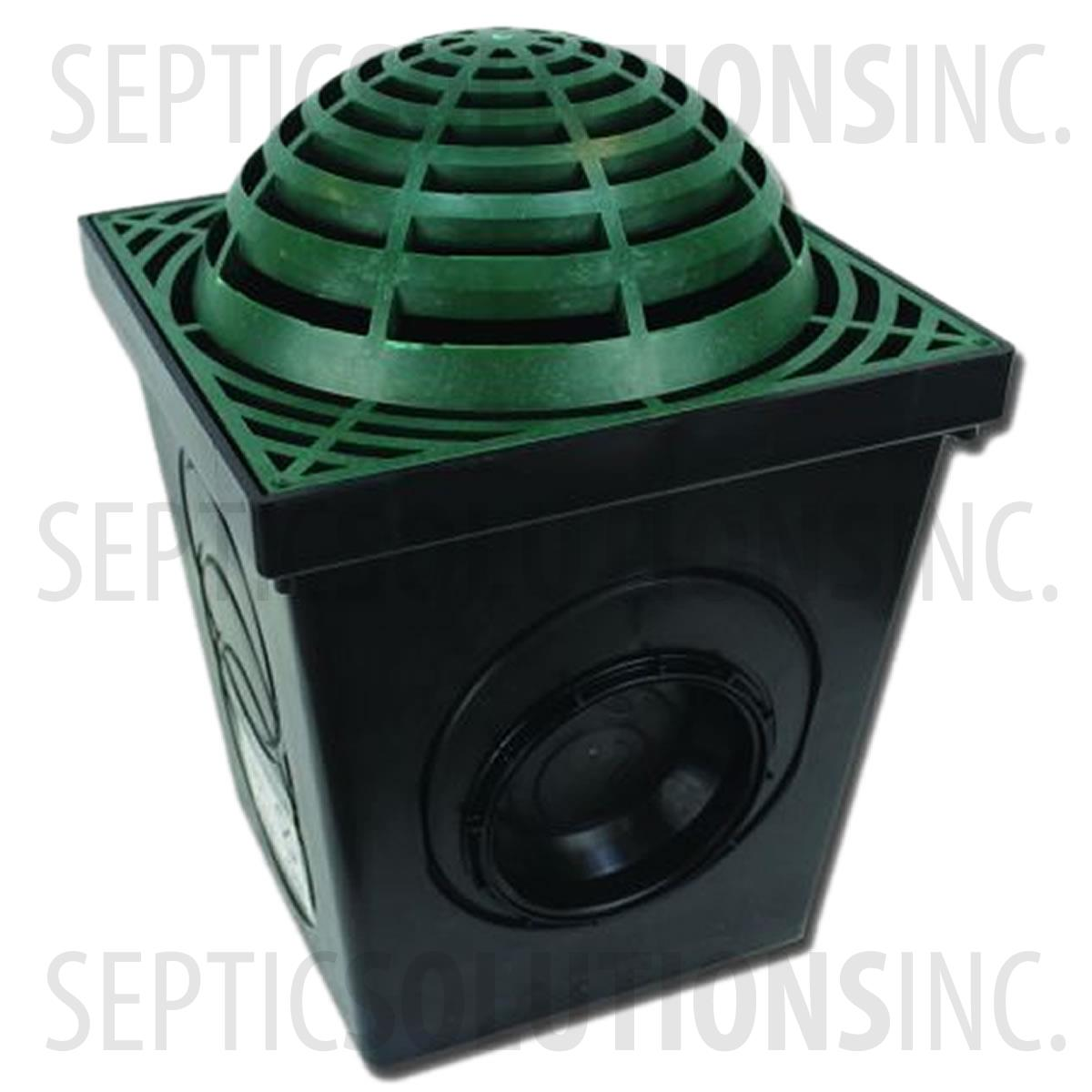 Polylok 12 X 12 Square Catch Basin For Storm Water