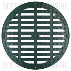 "Polylok 12"" Grate Cover - Fits Polylok 4-Hole Distribution Boxes"