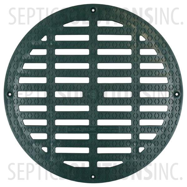 "Polylok 12"" Grate Cover - Fits Polylok 4-Hole Distribution Boxes - Part Number 3017-GC"