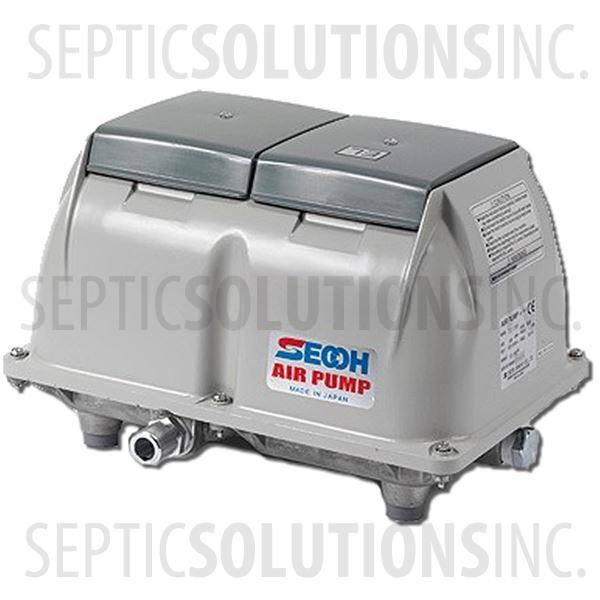 Secoh EL-150W Linear Septic Air Pump - Part Number EL150W