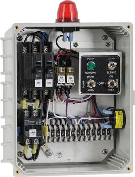 selecting the correct control panel