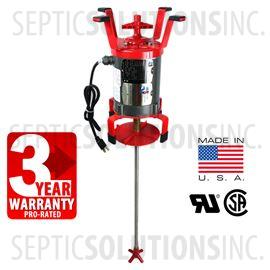 Ultra-Air Model 735 RED Septic Aerator - Alternative Replacement For Jet Aerator