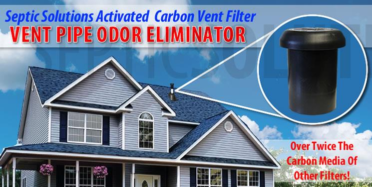 Activated Carbon Vent Pipe Filter