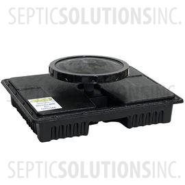 PondPlus+ Single Membrane Diffuser Assembly for Pond Aerators