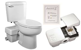 Macerating Toilet Systems