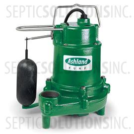 Ashland SPV33 1/3 HP Cast Iron Submersible Sump Pump