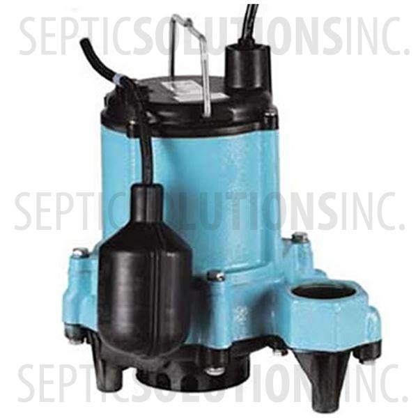 Little Giant Model 6EN-CIA-RF 1/3 HP Submersible Effluent Pump - Part Number 506619
