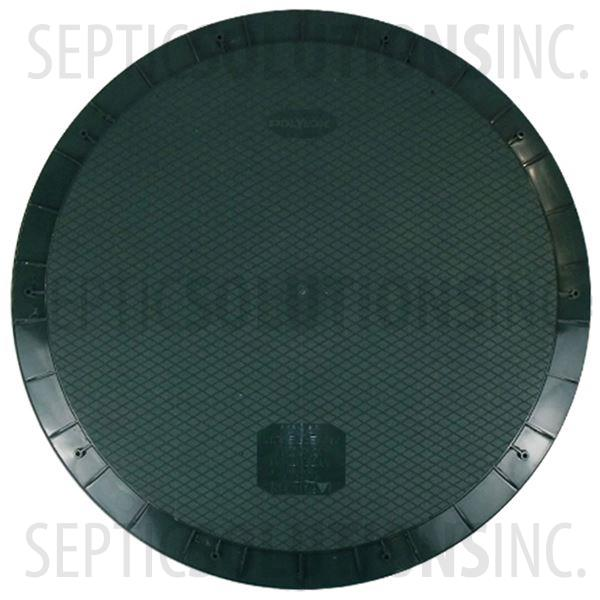 "Polylok 30"" Heavy Duty Corrugated Pipe Cover - Part Number 3010-C30"