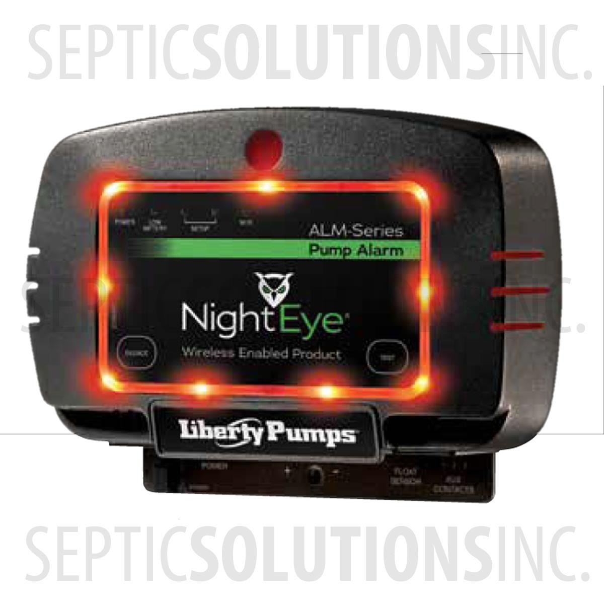 Liberty Pumps Nighteye Wireless Enabled Alarm Alm 2 Eye
