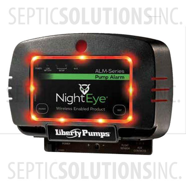 Liberty Pumps NightEye Wireless Enabled High Water Alarm - Part Number ALM-2-EYE