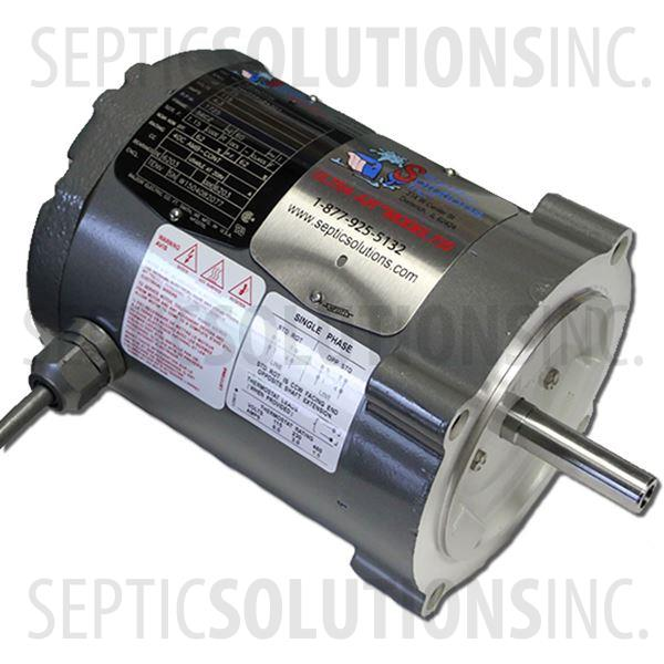 Ultra air model 735 standard replacement motor only Septic motor