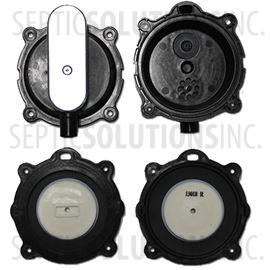 Gast DBMX-80 and DBMX-100 Diaphragm Replacement Kit