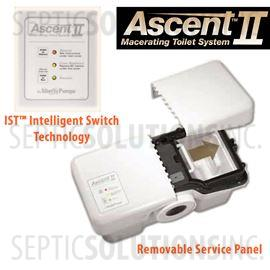 Liberty Ascent II Mascerating Unit Only