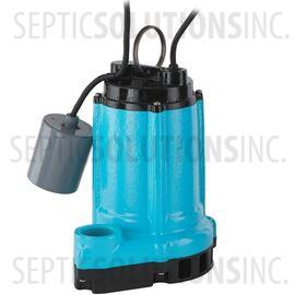 Little Giant Model 10ENH-CIA-RF 1/2 HP Submersible High Head Effluent Pump