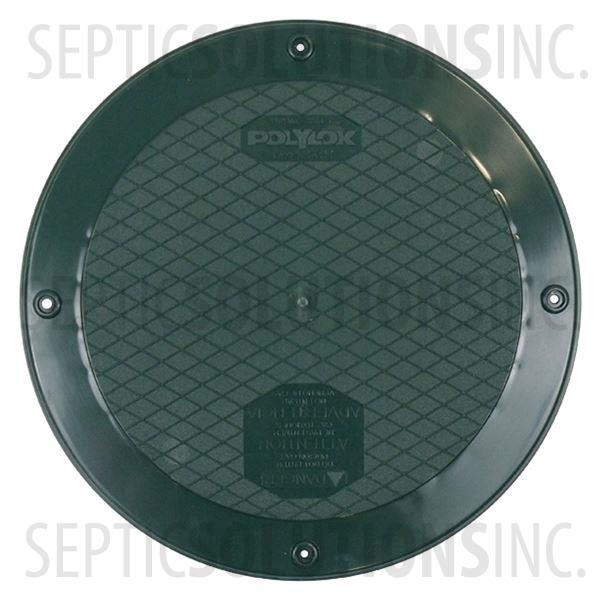 "Polylok 12"" Heavy Duty Corrugated Pipe Cover - Part Number 3004-C"