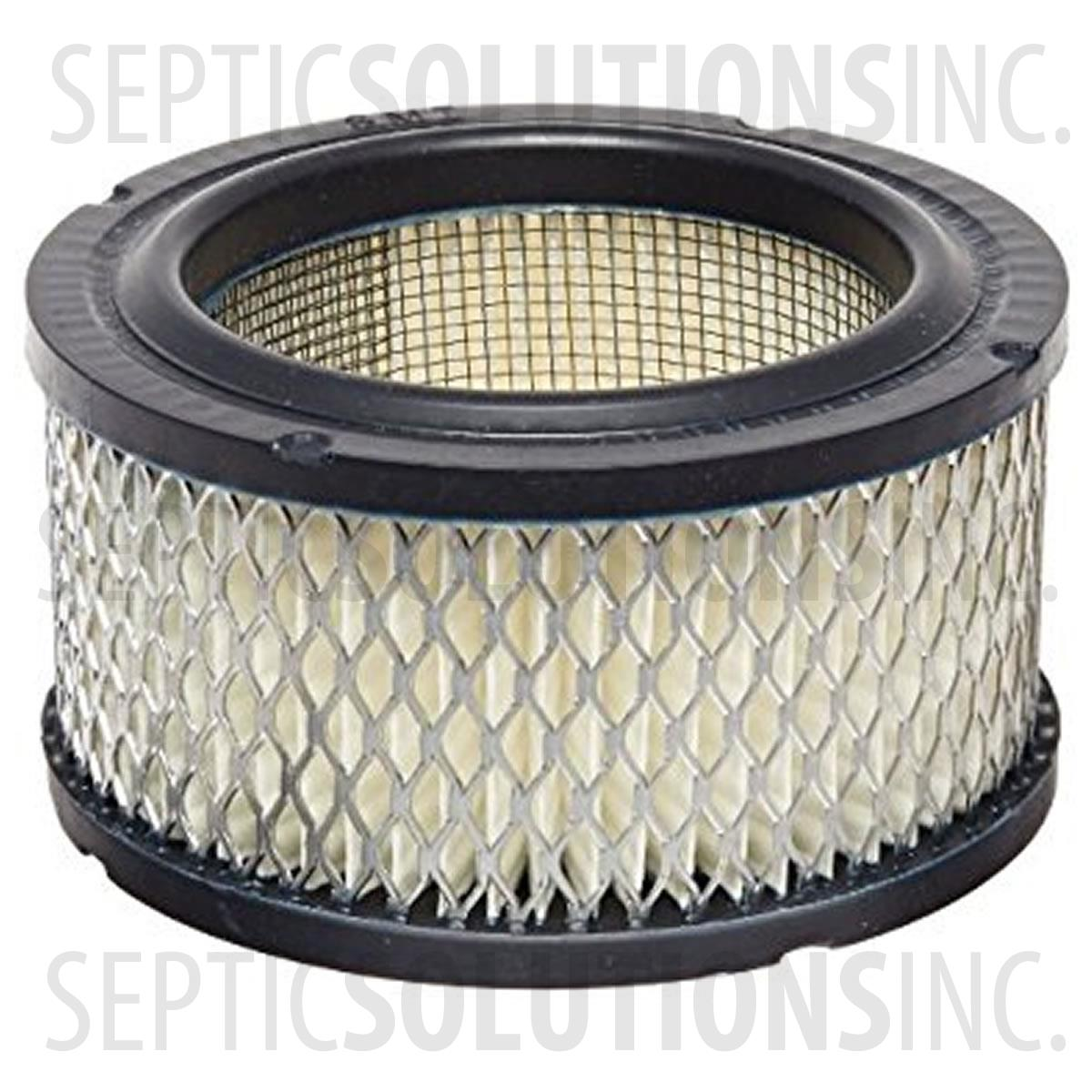 Septic Tank Blower : Filter element for scl blowers part number fe septic