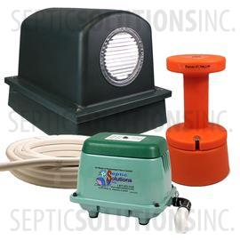 SepAerator Value Package Plus - Septic Tank Aerator