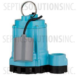 Little Giant Model 9EN-CIA-RF 4/10 HP Submersible Effluent Pump