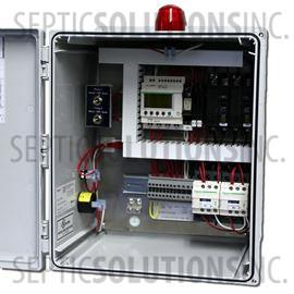 ALDERON SMART PANEL DUPLEX TIME DOSING CONTROL PANEL (120/230V, 0-20FLA)