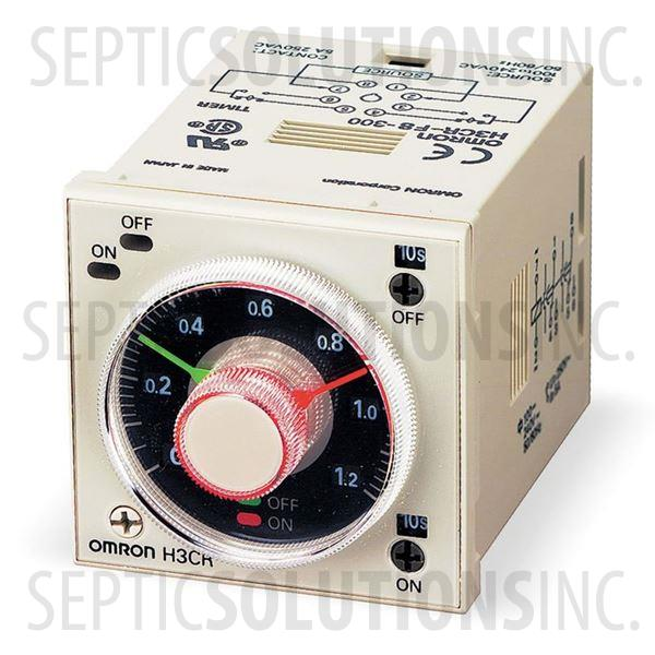 Omron Repeat Cycle Timer 60a811 Free Shipping