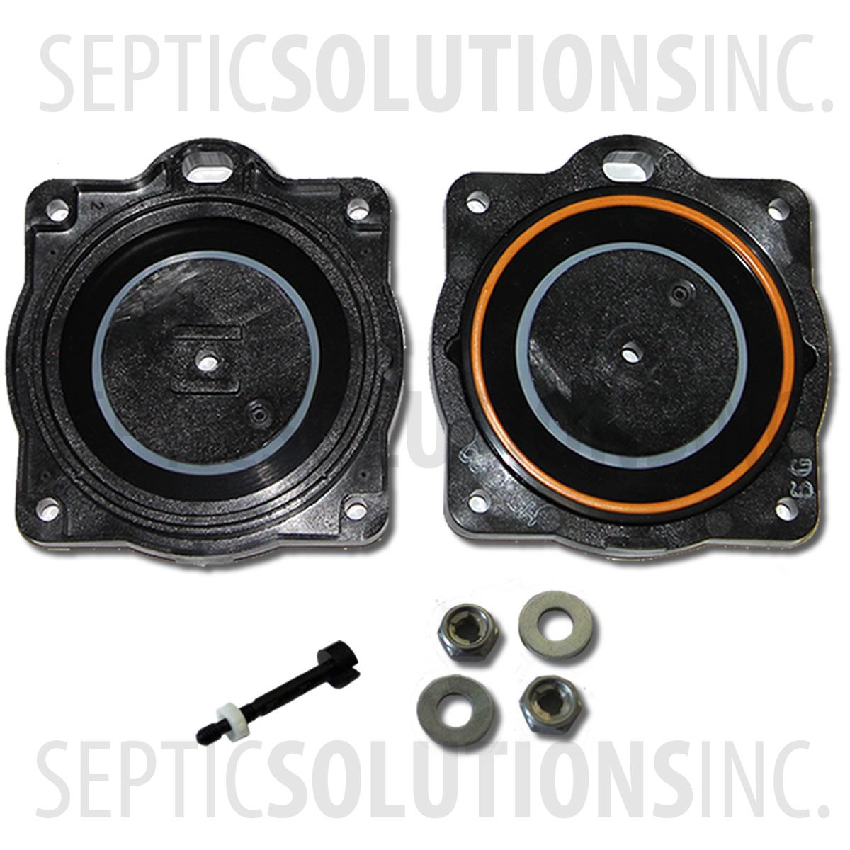 Hiblow Hp 60 80 Diaphragms Only Septic Solutions Septic