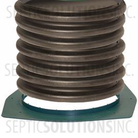 "Polylok 24"" Corrugated Pipe Tank Adapter Ring"